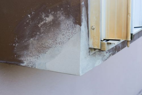 Spalling Concrete Repair