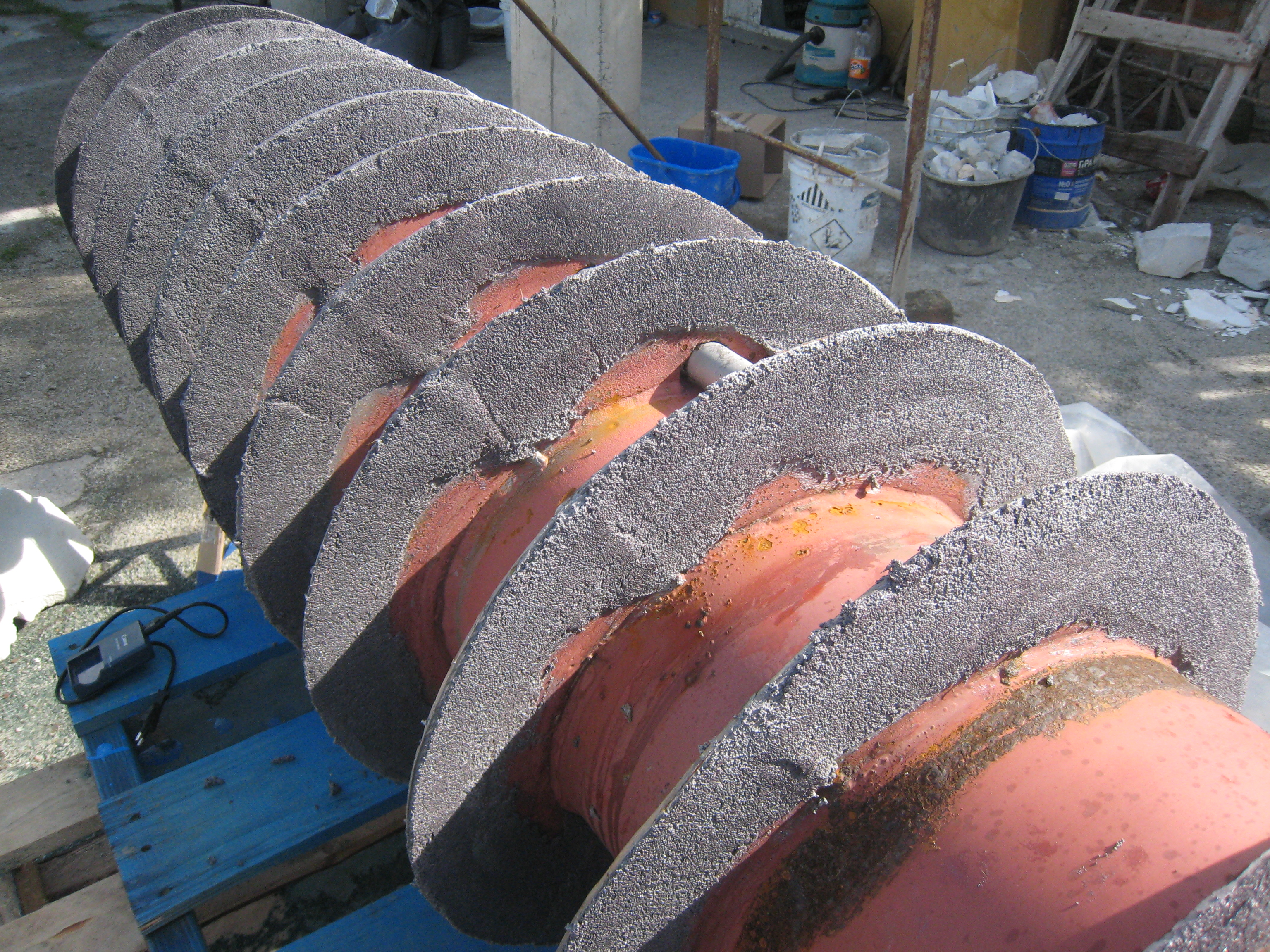 Mitigating Abrasion and Wear