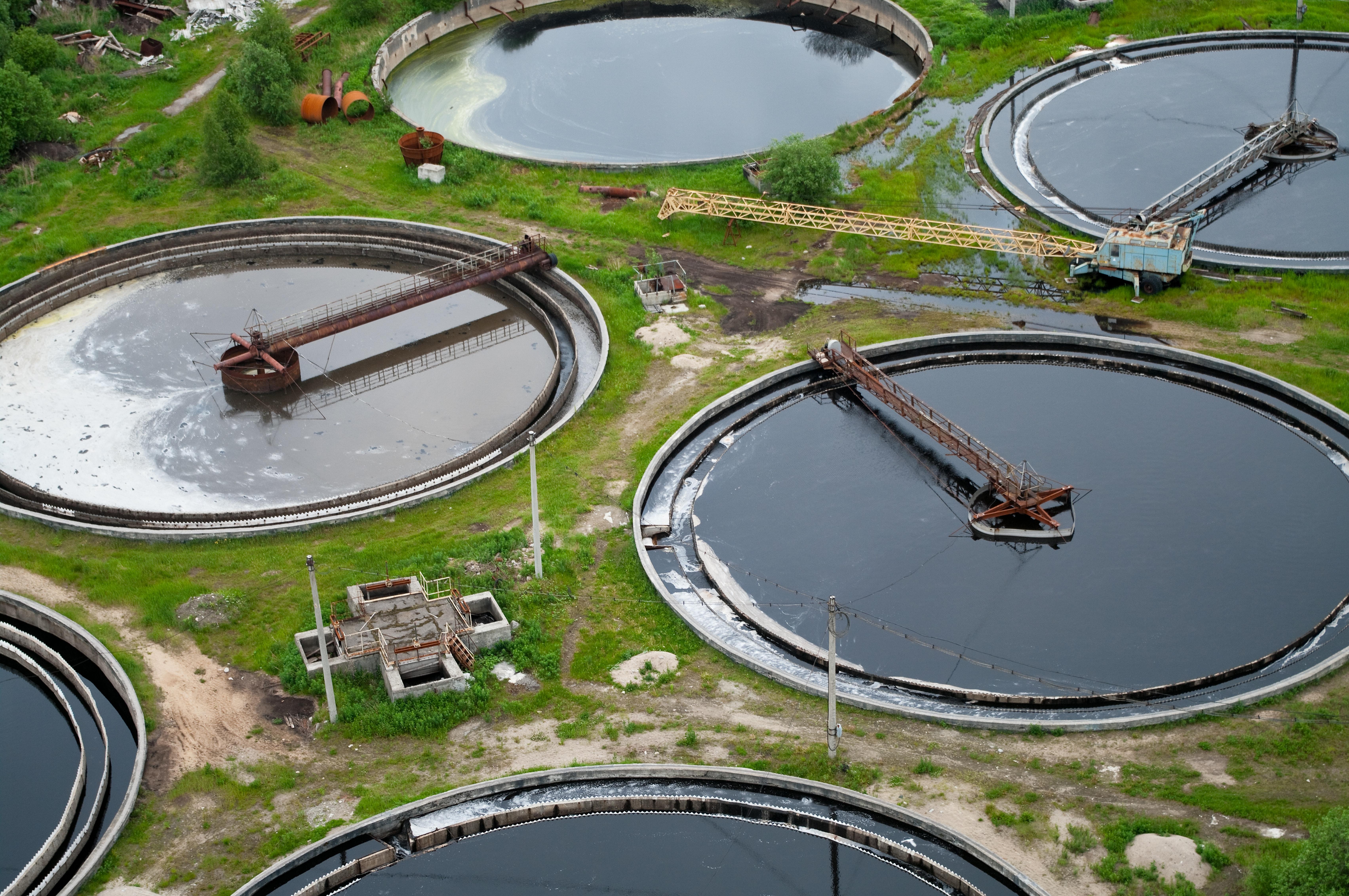 Clarifier & Settlement Tank Maintenance: 3 Examples In Action