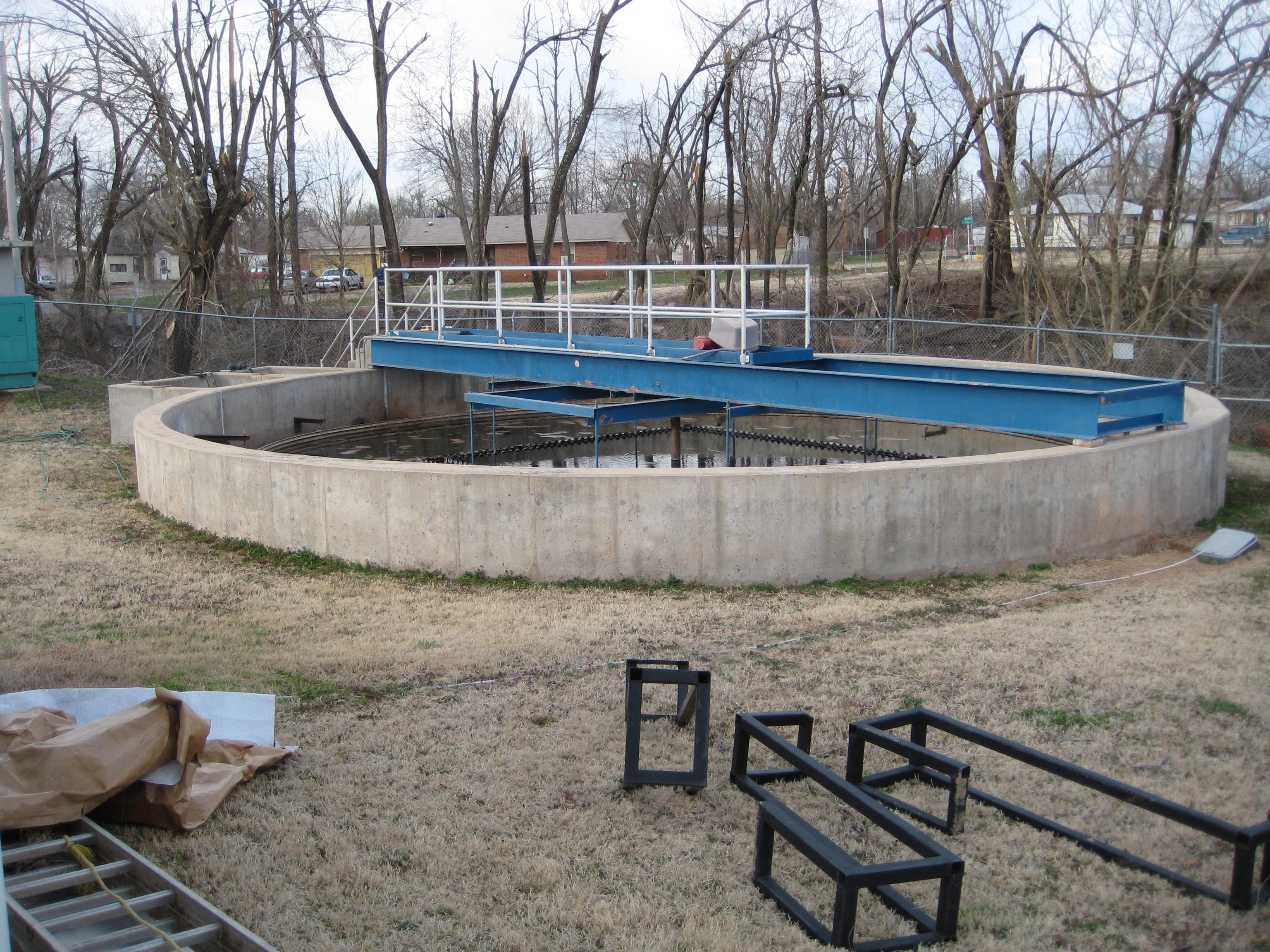 Clarifier and Settlement Tank Maintenance