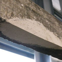 Fire Resistant Concrete Repair for Vertical and Overhead