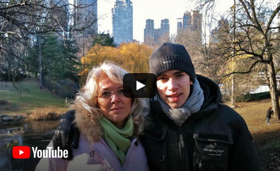Milena's story - Humanity needs solidarity