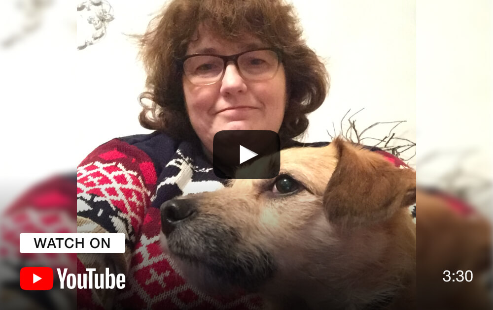 Listen to Sally's story on YouTube