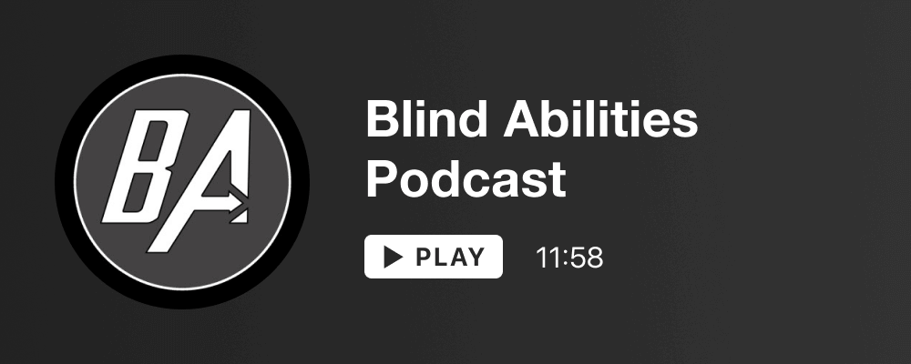 Listen to the Blind Abilities podcast featuring Alexander Hauerslev Jensen and Will Butler of Be My Eyes and Kyndra LoCoco of Google.