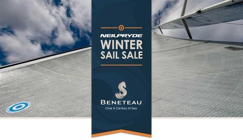 Neil Pryde Winter Sail Sale