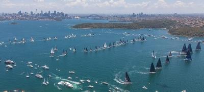 Beneteau wins podium positions in the Rolex Sydney Hobart Yacht Race 2016