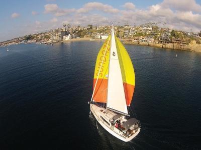 Setting Goals, Setting Sail