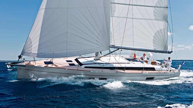 Beneteau Sail