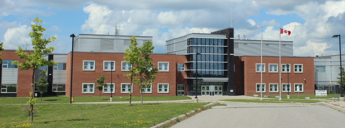 Huron Heights Secondary School, the newest secondary school in Kitchener