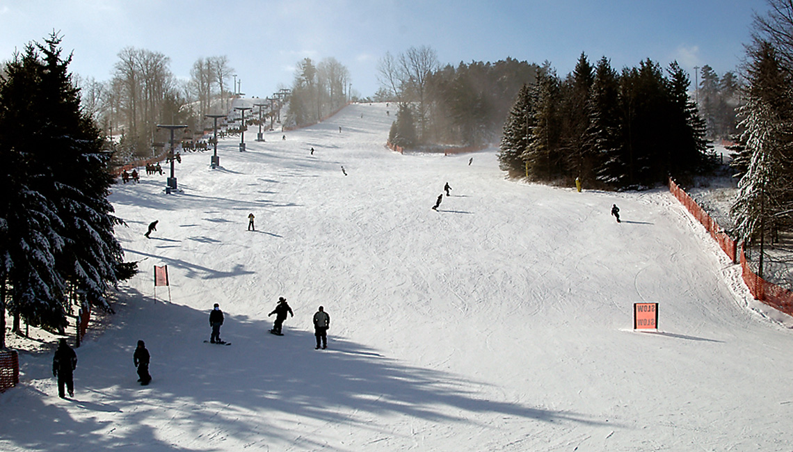 Chicopee Ski and Summer Resort, Waterloo Region's only ski hill