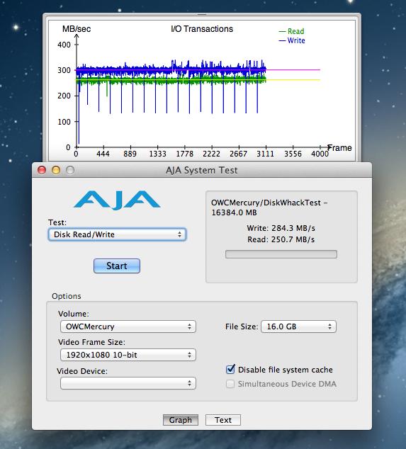 OWC Mercury Electra SSD - USB 3.0