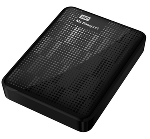 Western Digital My Passport 2TB USB 3.0 drive