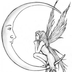 Moons Fairy moonsfairy
