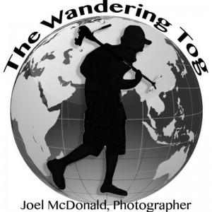 Joel McDonald - The Wandering Tog joelmcdonald