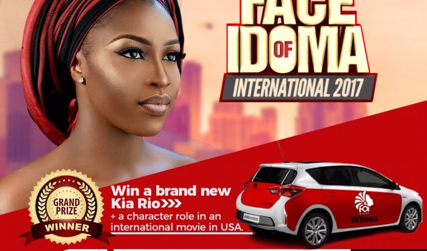 face of idoma 2017 beauty pageant in benue state otukpo