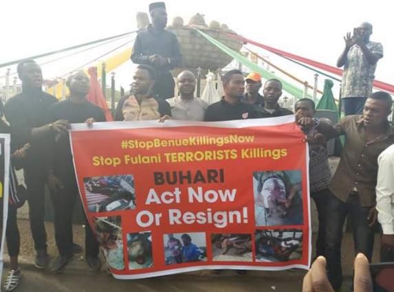 stop benue killings by herdsmen