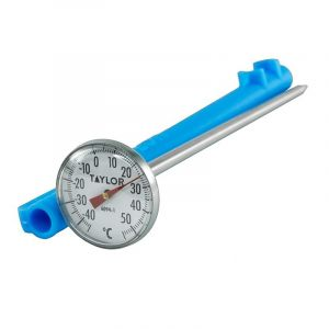 Termómetro de vástago de -40°C a +50° C Cat TAY-6094-1 Taylor