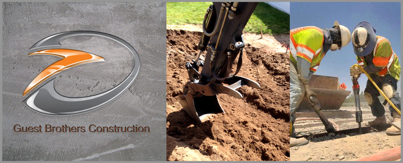 Guest Brothers Construction provides Duct Bank Services in