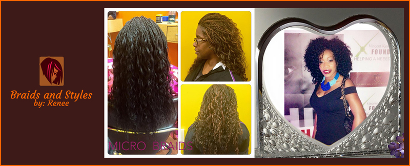 Braids and Styles by Renee is a Hair Salon in Stafford, VA