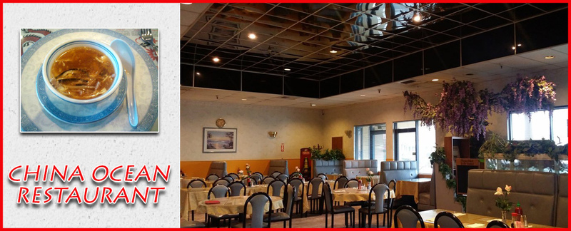 China Ocean Restaurant Is A Chinese Restaurant In Sacramento Ca