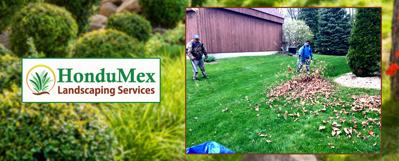 HonduMex Landscaping Services, LLC	 Features Fall & Spring Clean-Up Services in Madison, WI