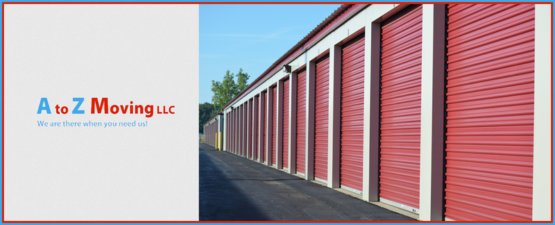 A to Z Moving LLC Offers Storage in Denver, CO