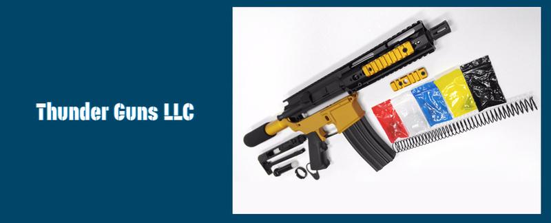 Thunder Guns LLC Offers Riffle Kits in Daytona Beach, FL