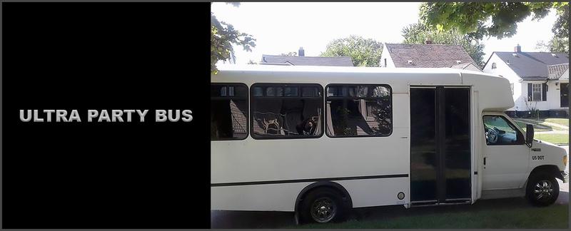 Ultra Party Bus Detroit Provides Party Bus Rentals in Detroit,MI