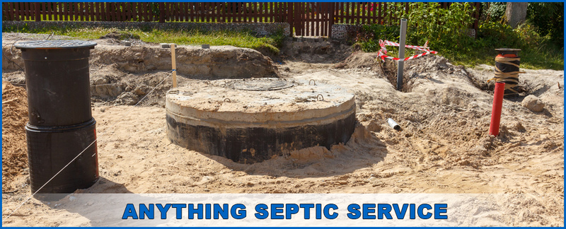 Anything Septic Service Provides Septic Tank Installation in Phenix City, AL