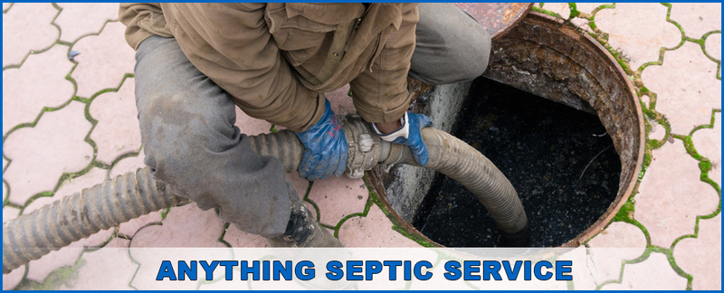 Anything Septic Service Provides Septic Tank Cleaning in Phenix City, AL
