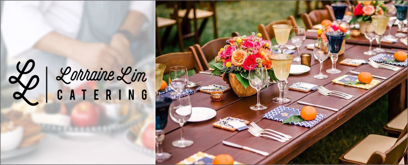 Lorraine Lim Catering Provides Cocktail Catering in Ventura, CA