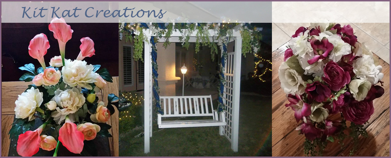 Kit Kats Creations Features Floral Design & Silk Arrangements in Eagle Mountain, UT