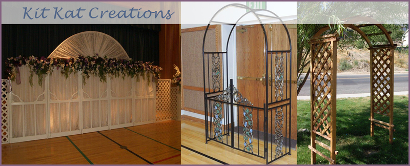 Kit Kats Creations Offers Event Rentals in Eagle Mountain, UT
