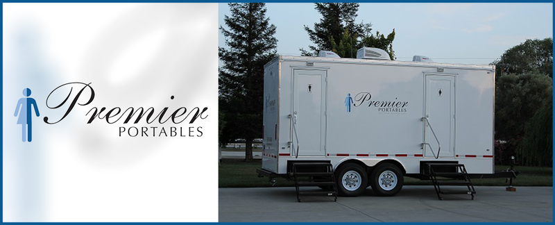 Premier Portables Provides Portable Restroom Rentals in Chico, CA