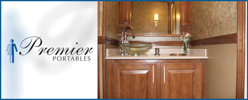Premier Portables Provides Luxury Portable Restroom Trailers in Chico, CA