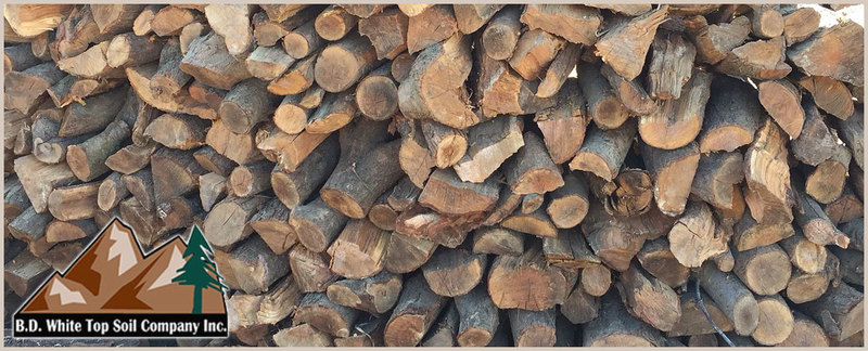 B D White Topsoil Company Provides Firewood in  Gardena, CA