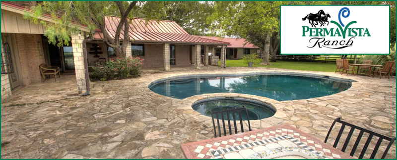 PermaVista Ranch is a Bed and Breakfast in Brenham, TX