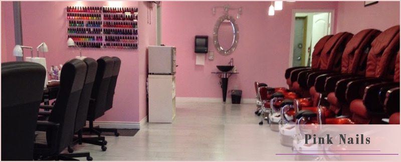 Pink Nails is a Nail Salon in Abbotsford, BC