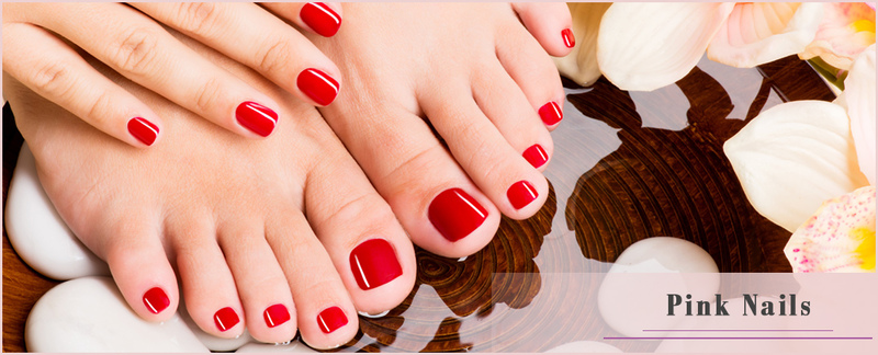 Pink Nails offers Pedicure in Abbotsford, BC