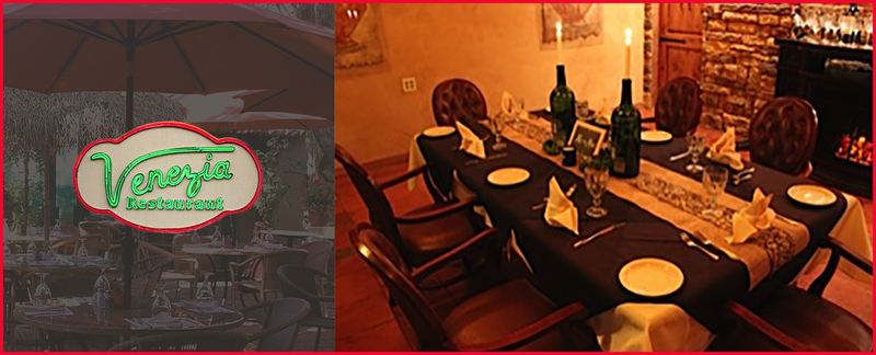Venezia Restaurant Offers Services & Amenities in Midland, TX