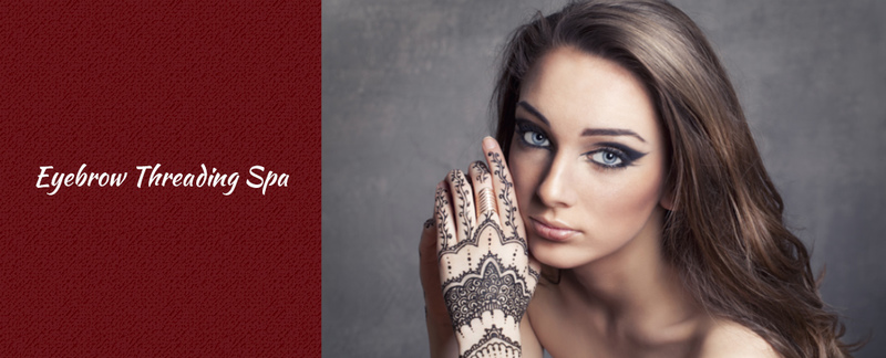 Eyebrow Threading Spa  Offers Henna Tattoos in Holyoke, MA