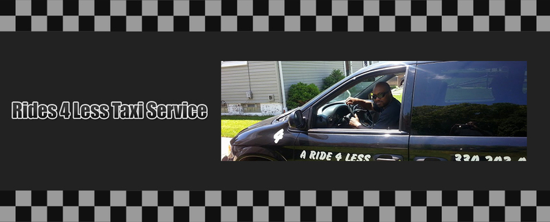 Rides 4 Less Taxi Service is a Taxi Service in Akron, OH