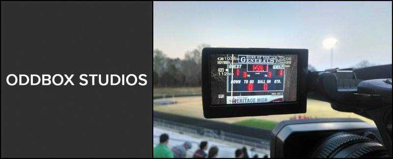 Oddbox Studios  Creates Sports Highlight Videos in Fredericksburg, VA