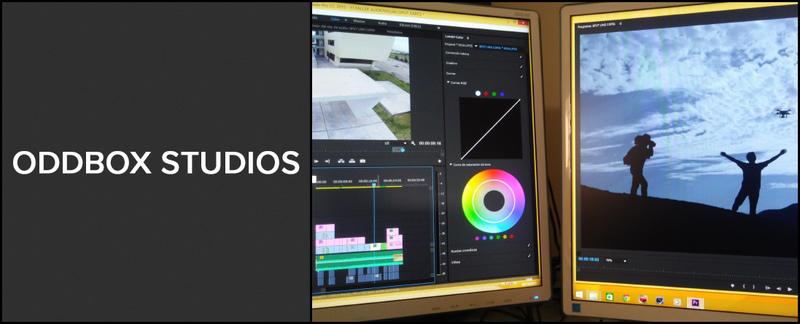 Oddbox Studios  is a Video Editing Service in Fredericksburg, VA