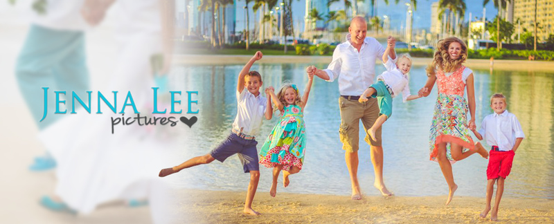 Jenna Lee Pictures offers Family Photography Services Honolulu, HI
