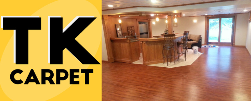 T K Carpet Gallery Provides Carpet Installation and Cleaning in Godfrey, IL