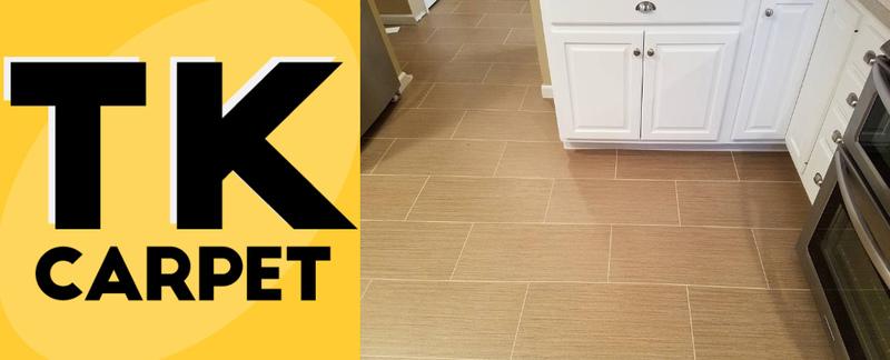 T K Carpet Gallery Offers Luxury Vinyl & Ceramic Tile in Godfrey, IL