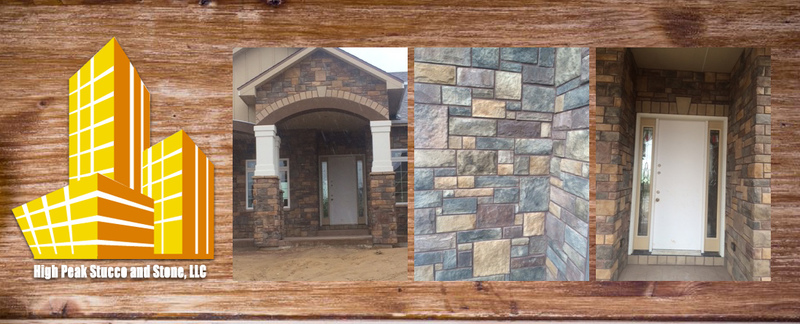 High Peak Stucco and Stone, LLC Offers Stone Services in Greeley, CO