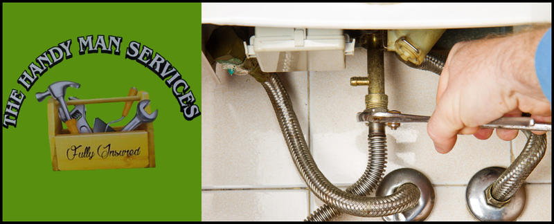 The Handy Man Services	 offers Plumbing Services in Troy, NY