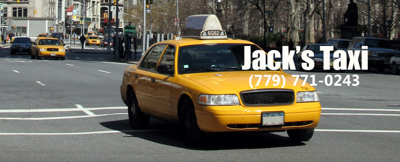 Jacks Taxi Offers Out of Town Service in Rockford, IL